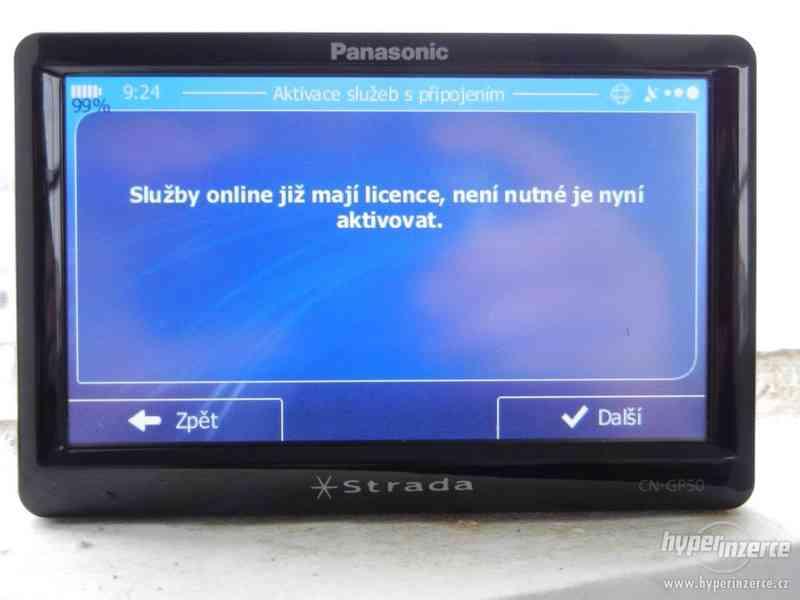 Panasonic Strada CN-GP50 mapy 2020 - Q2 - foto 10