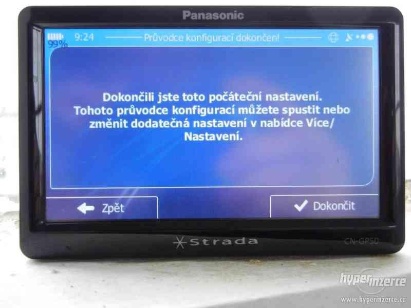 Panasonic Strada CN-GP50 mapy 2020 - Q2 - foto 11