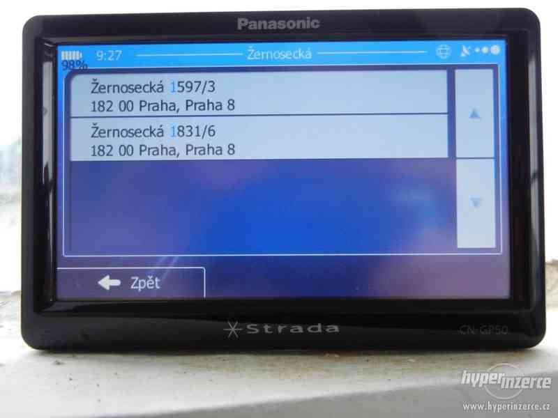 Panasonic Strada CN-GP50 mapy 2020 - Q2 - foto 13