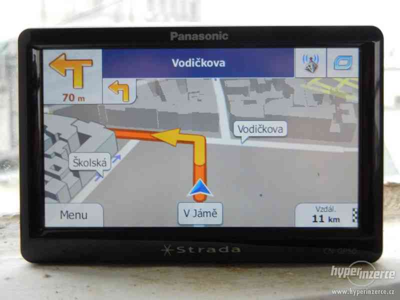 Panasonic Strada CN-GP50 mapy 2020 - Q2 - foto 15