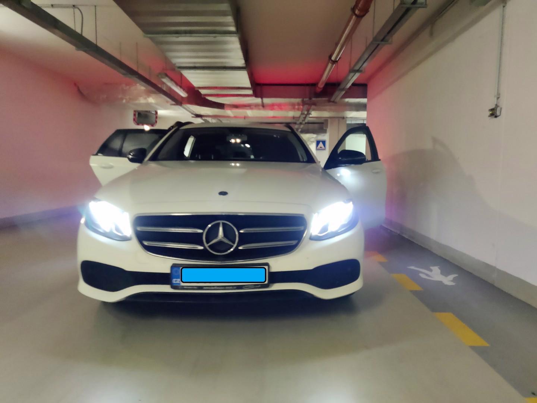 Mercedes E220d 4MATIC COMBI Avantgarde, 55000 km, r.v.2019 - foto 1