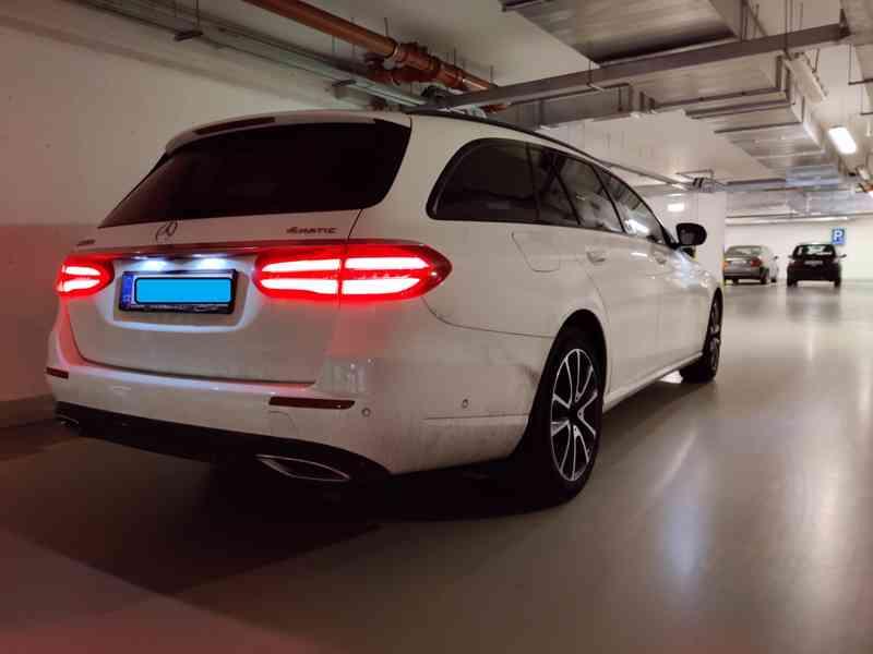 Mercedes E220d 4MATIC COMBI Avantgarde, 55000 km, r.v.2019 - foto 6