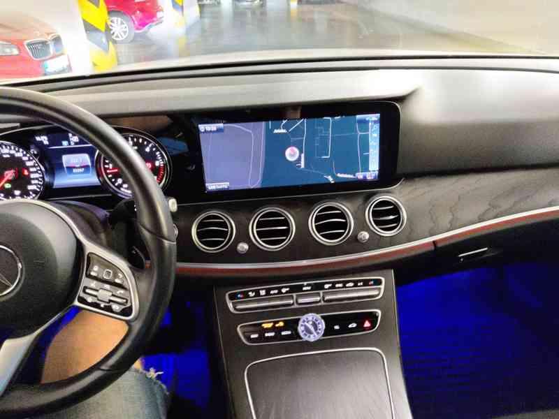 Mercedes E220d 4MATIC COMBI Avantgarde, 55000 km, r.v.2019 - foto 9