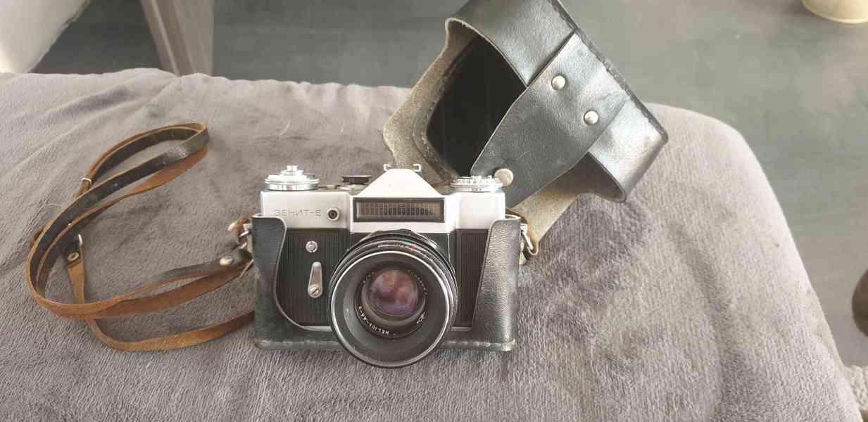 Fotoaparát Zenit - foto 2