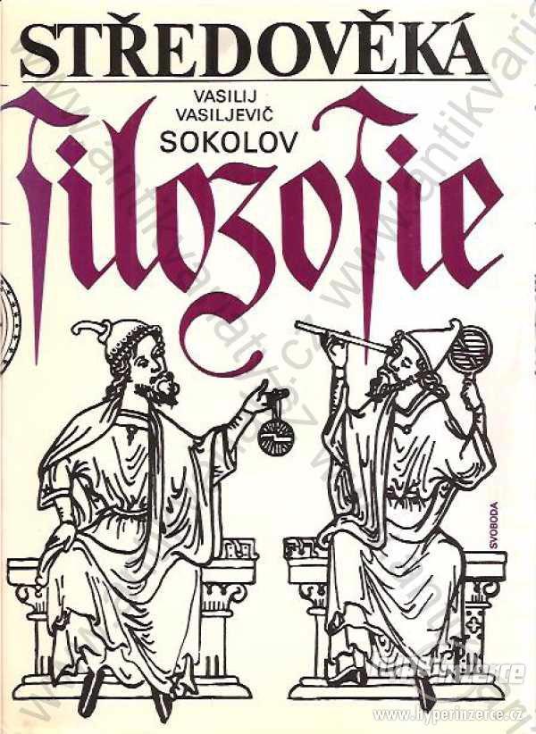 Středověká filozofie Vasil Vasiljevič Sokolov 1988