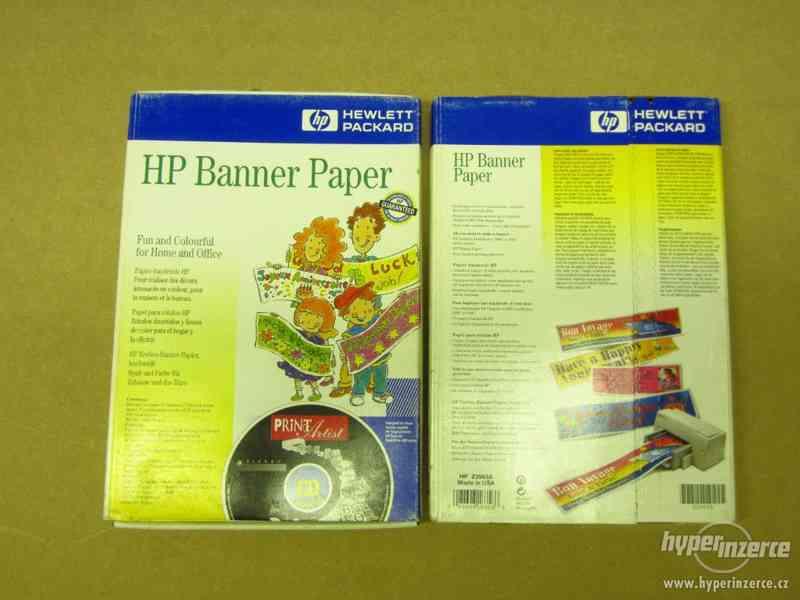 HP papír Z3963A, 100 listů 90g/m2. - foto 1