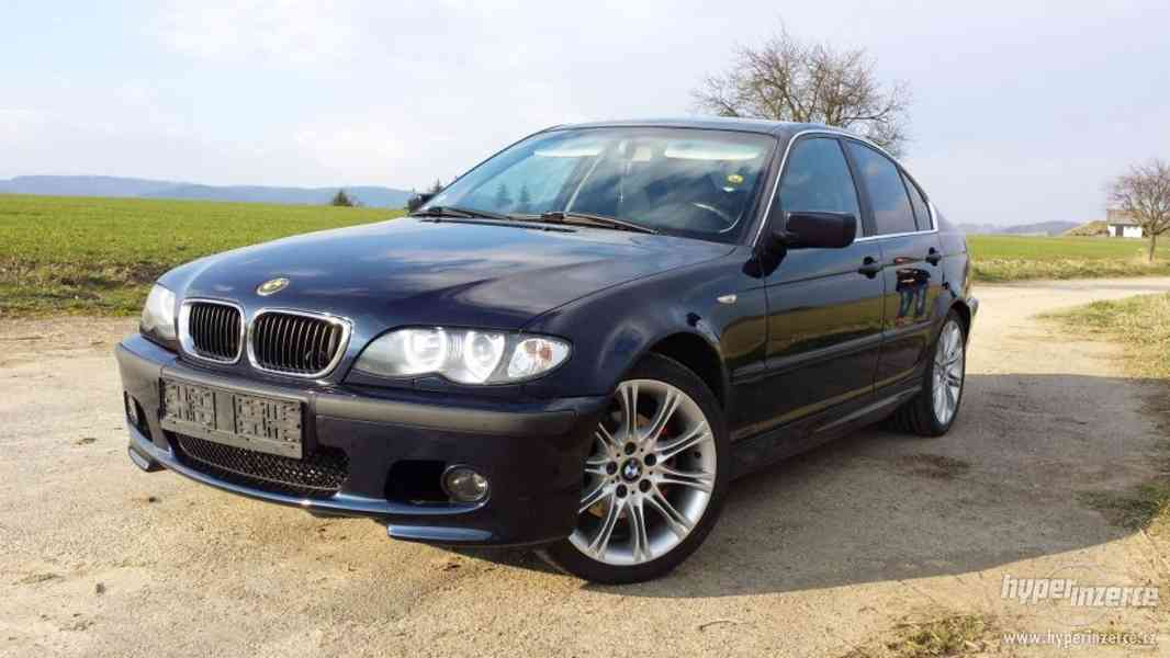 BMW 320d, 110Kw M-paket