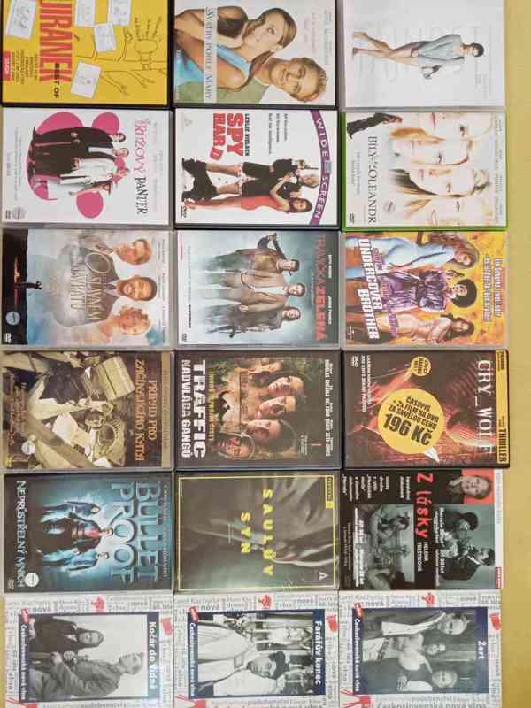 180 orig.DVD světových režisérů od 67 Kč