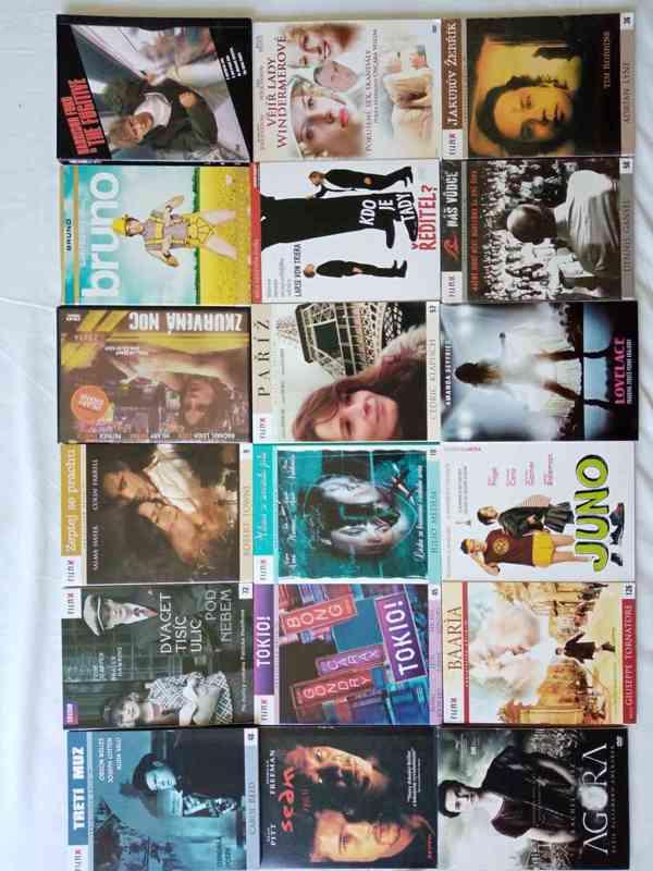 180 orig.DVD světových režisérů od 67 Kč - foto 5