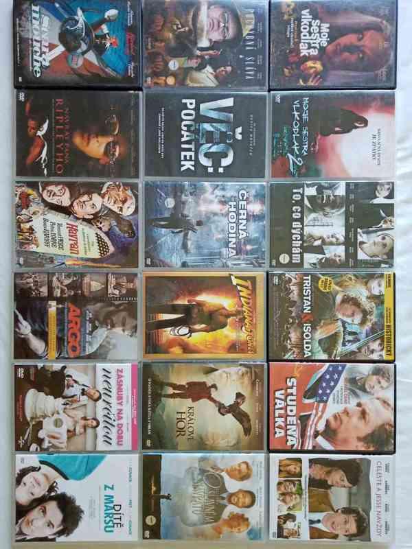 180 orig.DVD světových režisérů od 67 Kč - foto 7