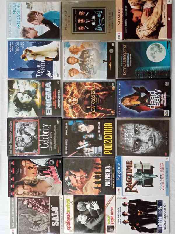 180 orig.DVD světových režisérů od 67 Kč - foto 2