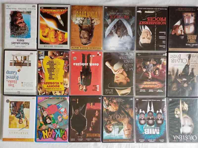 180 orig.DVD světových režisérů od 67 Kč - foto 3