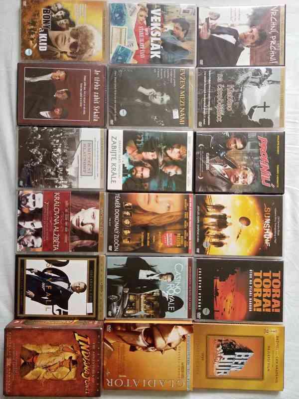 180 orig.DVD světových režisérů od 67 Kč - foto 4