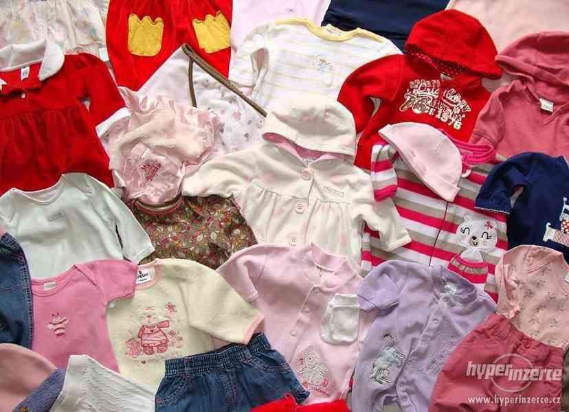 Kojenecké oblečení cream Anglie