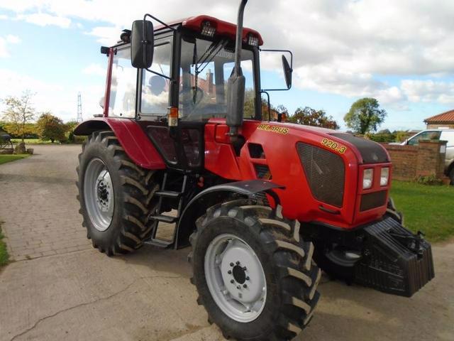 Traktor BELARUS 920 - foto 1