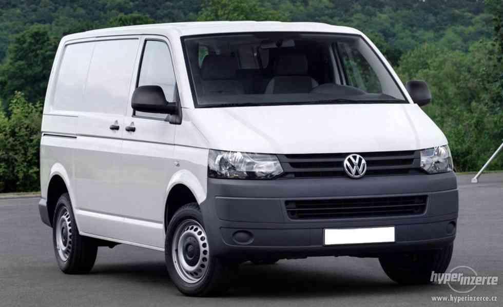 Koupím VW Transporter, Caravelle T5 103kW-140ps
