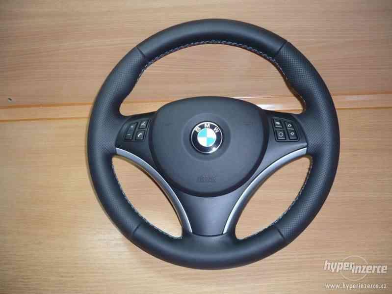 BMW E-92 coupé, kožený interiér - foto 10