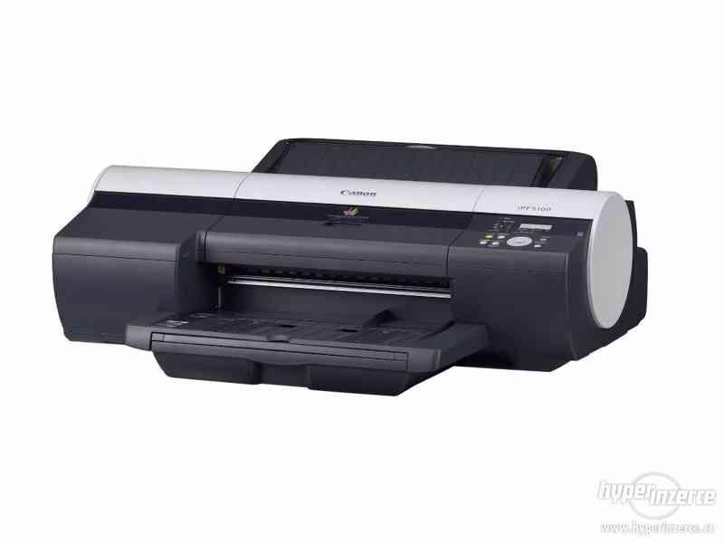 CANON imagePROGRAF iPF5100 - inkoust/pigmentová tiskárna