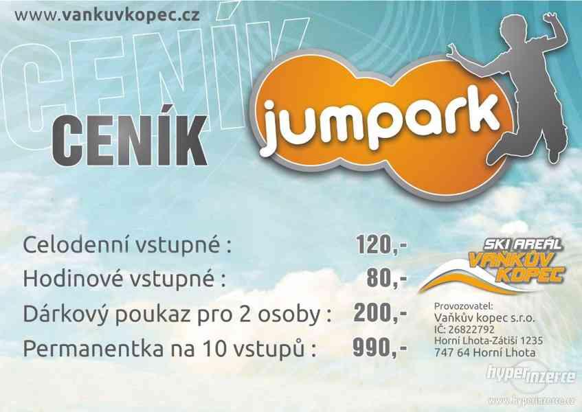 Permanentka do JUMPARKU-10 vstupů-sleva 600,-Kč!!! - foto 3