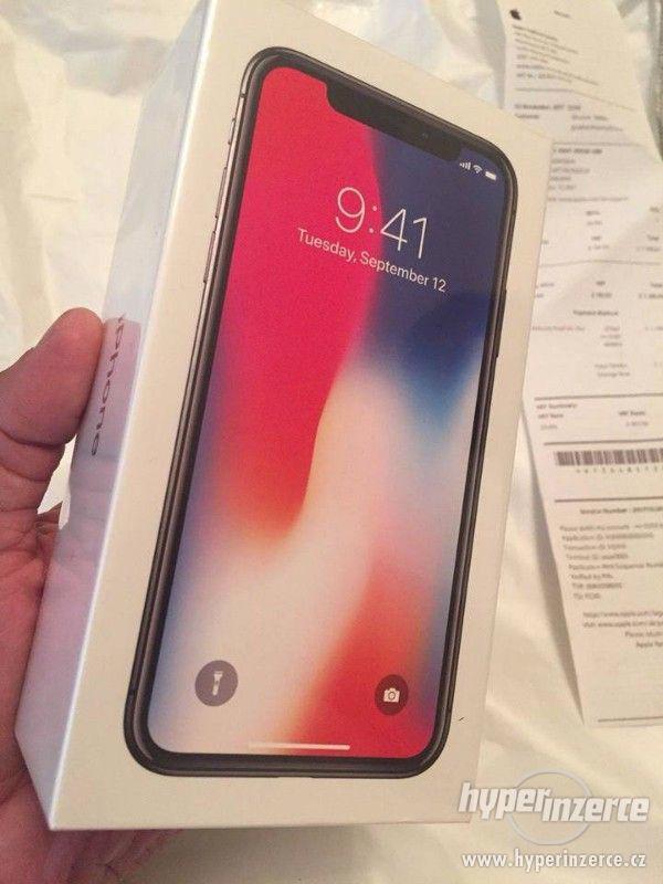 Apple iPhone X - 64 GB - (odemčené ) Smartphone 1 rok záruka