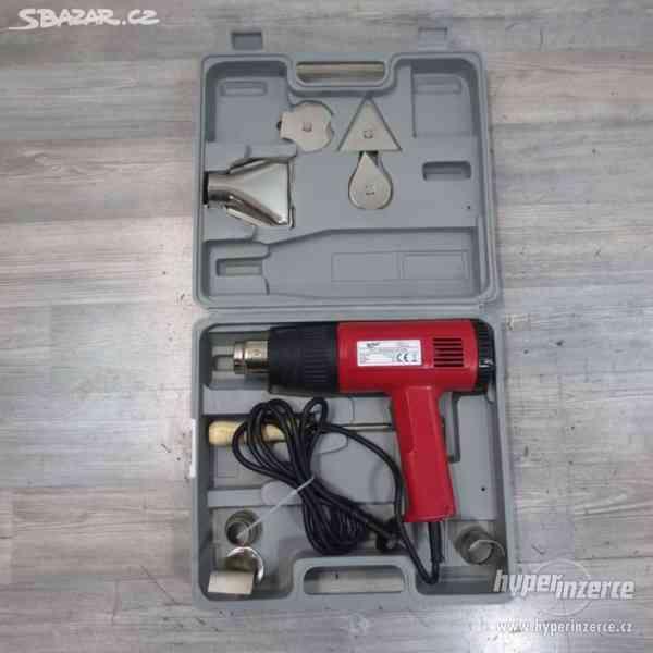 Horkovzdušná pistole 2000 W - foto 5
