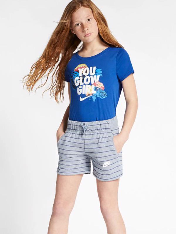 Nike - Dívčí šortky G NSW Short Pe, vel. 11-12 let Velikost: - foto 1