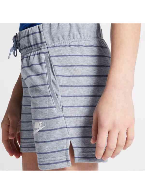 Nike - Dívčí šortky G NSW Short Pe, vel. 11-12 let Velikost: - foto 4