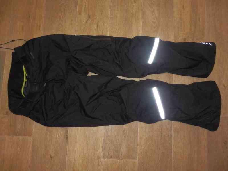 Macna Mercury – celosezónní nepromokavé textilní kalhoty