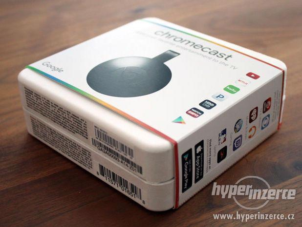 Google Chromecast 2 k televizi - foto 4