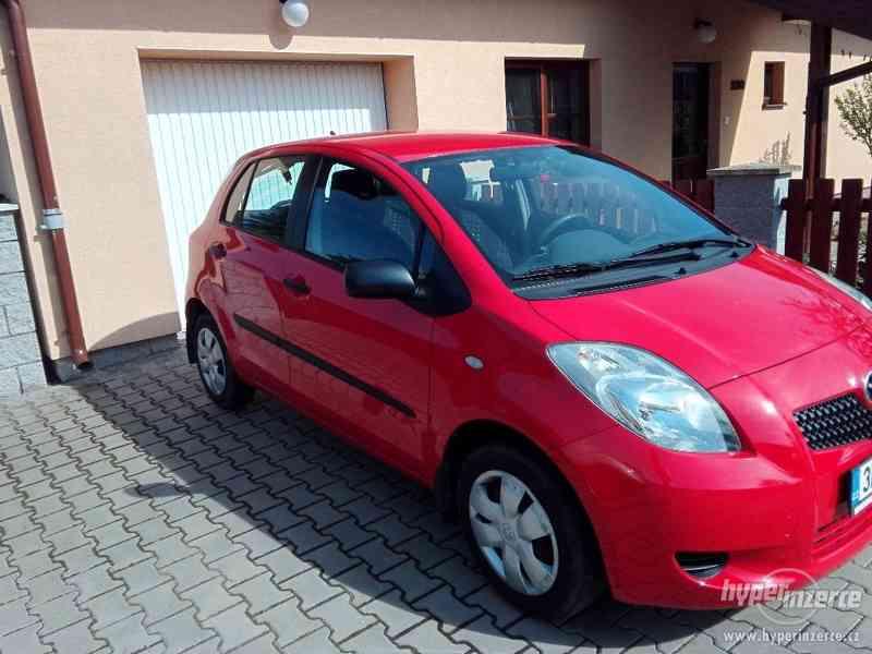 Prodám Toyotu Yaris 1.0 r.v. 2008