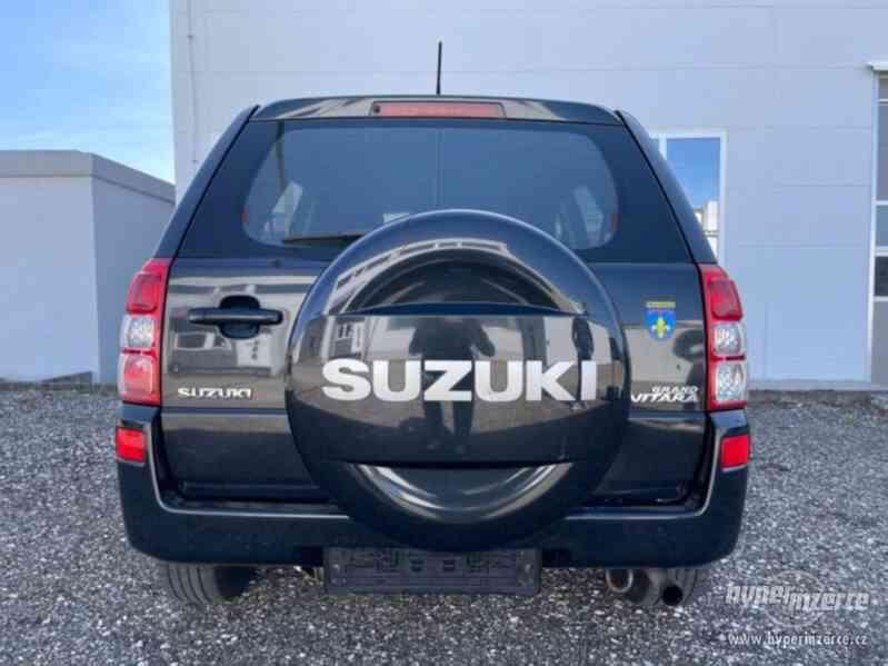 Suzuki Grand Vitara 2.0i benzín 103kw - foto 10