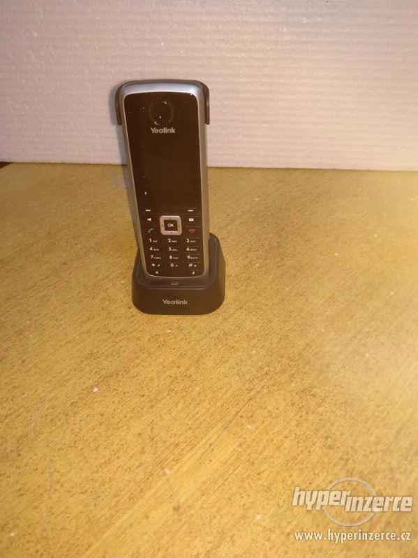 Stolní telefon Přemium HIT