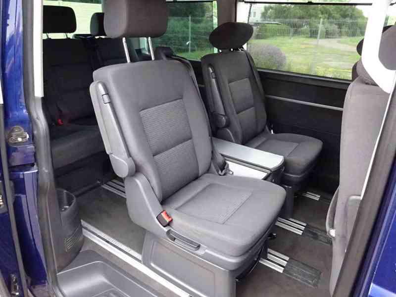 VW Multivan 2.5 TDI r.v.2003 2.Majitel v ČR - foto 18