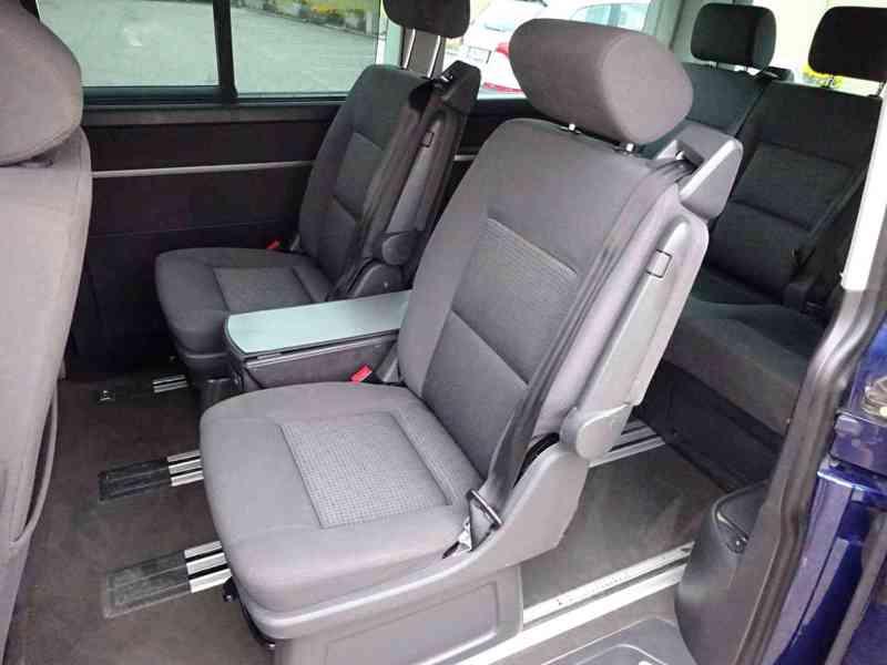 VW Multivan 2.5 TDI r.v.2003 2.Majitel v ČR - foto 14