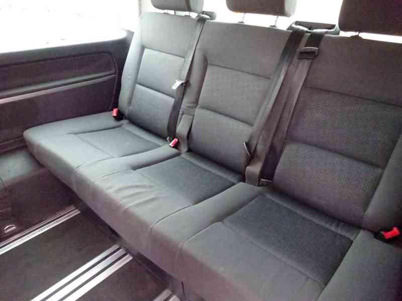 VW Multivan 2.5 TDI r.v.2003 2.Majitel v ČR - foto 15