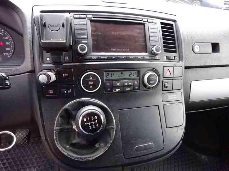 VW Multivan 2.5 TDI r.v.2003 2.Majitel v ČR - foto 7