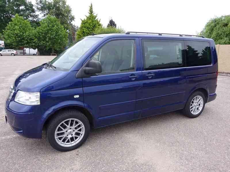 VW Multivan 2.5 TDI r.v.2003 2.Majitel v ČR - foto 3