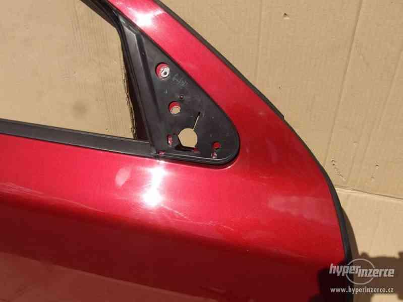 Pravé přední dveře Škoda Octavia II - foto 5