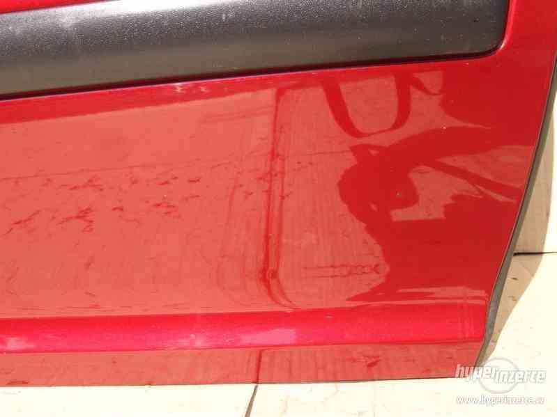 Pravé přední dveře Škoda Octavia II - foto 9