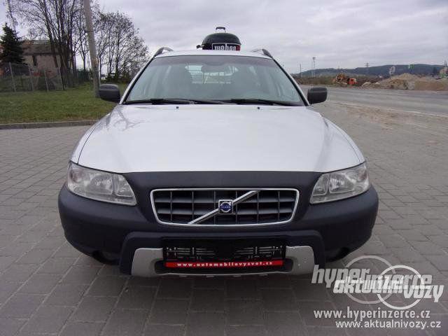 Volvo XC70 2.4, nafta, automat,  2006, navigace, kůže - foto 7