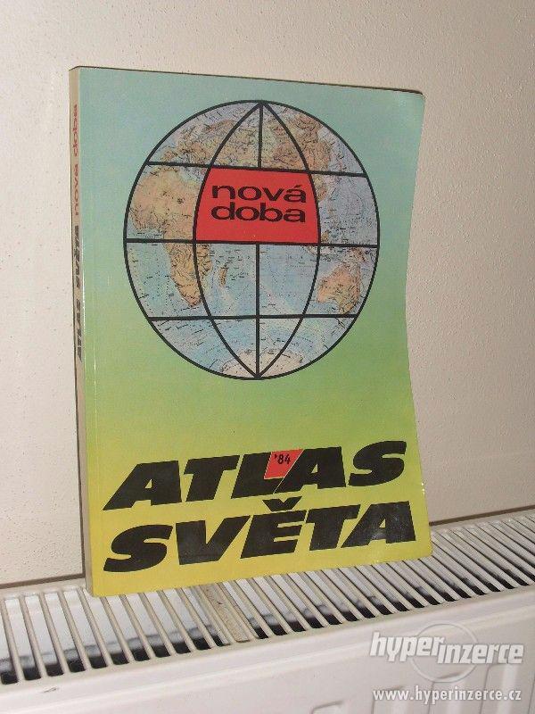 Atlas světa Nová doba