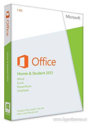 Microsoft Office Home and Student 2013/ Cz