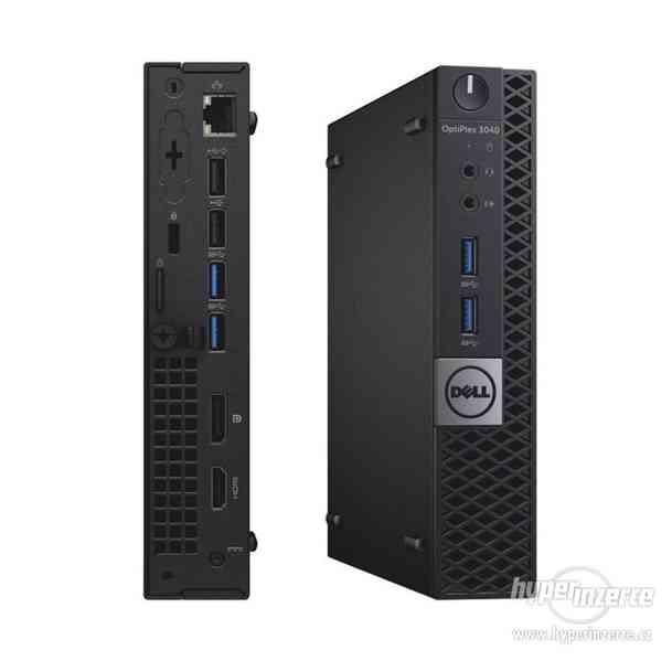 DELL 3050 Micro: i5-6500T/8GB DDR4/240GB SSD/WiFi/ZÁRUKA