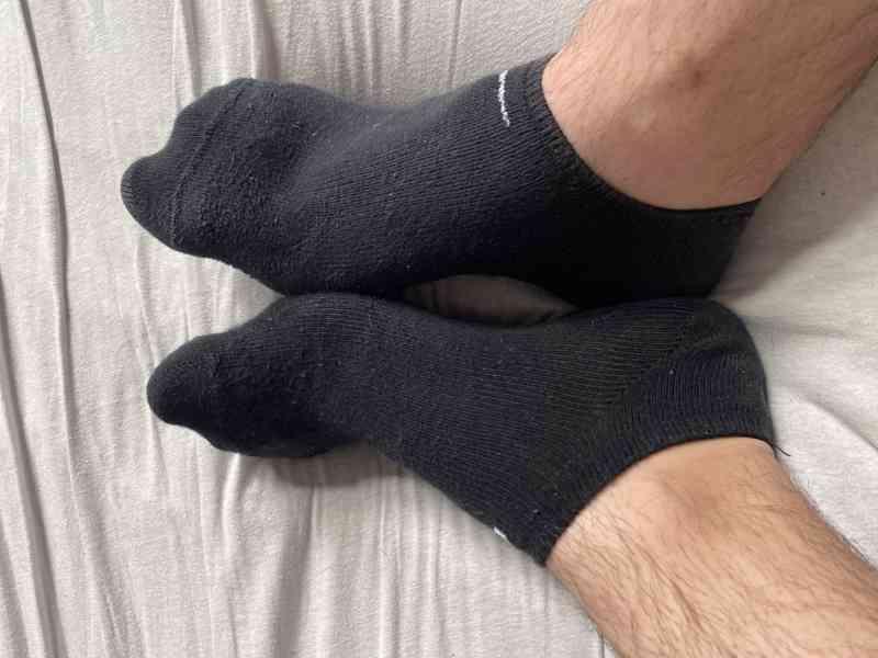 Nošené ponožky