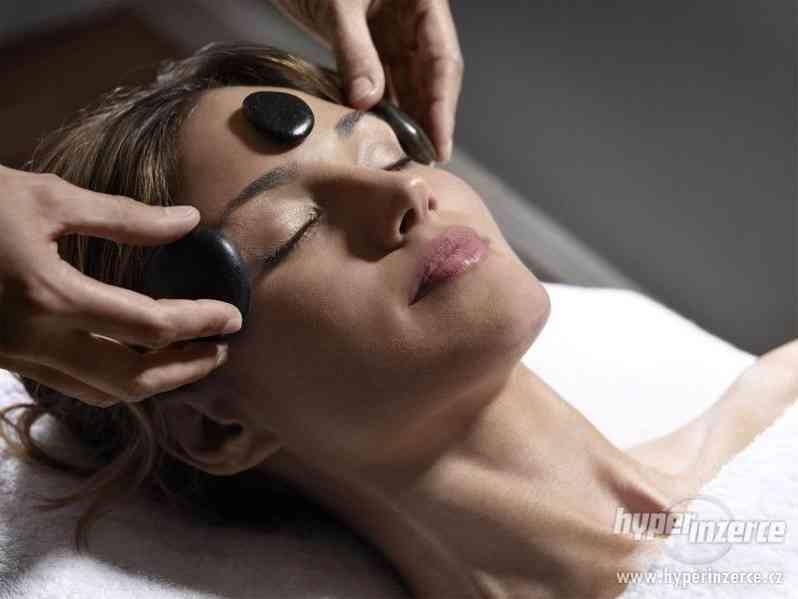 Kurz masáž obličeje a dekoltu lávovými kameny 29.4..Hodonín