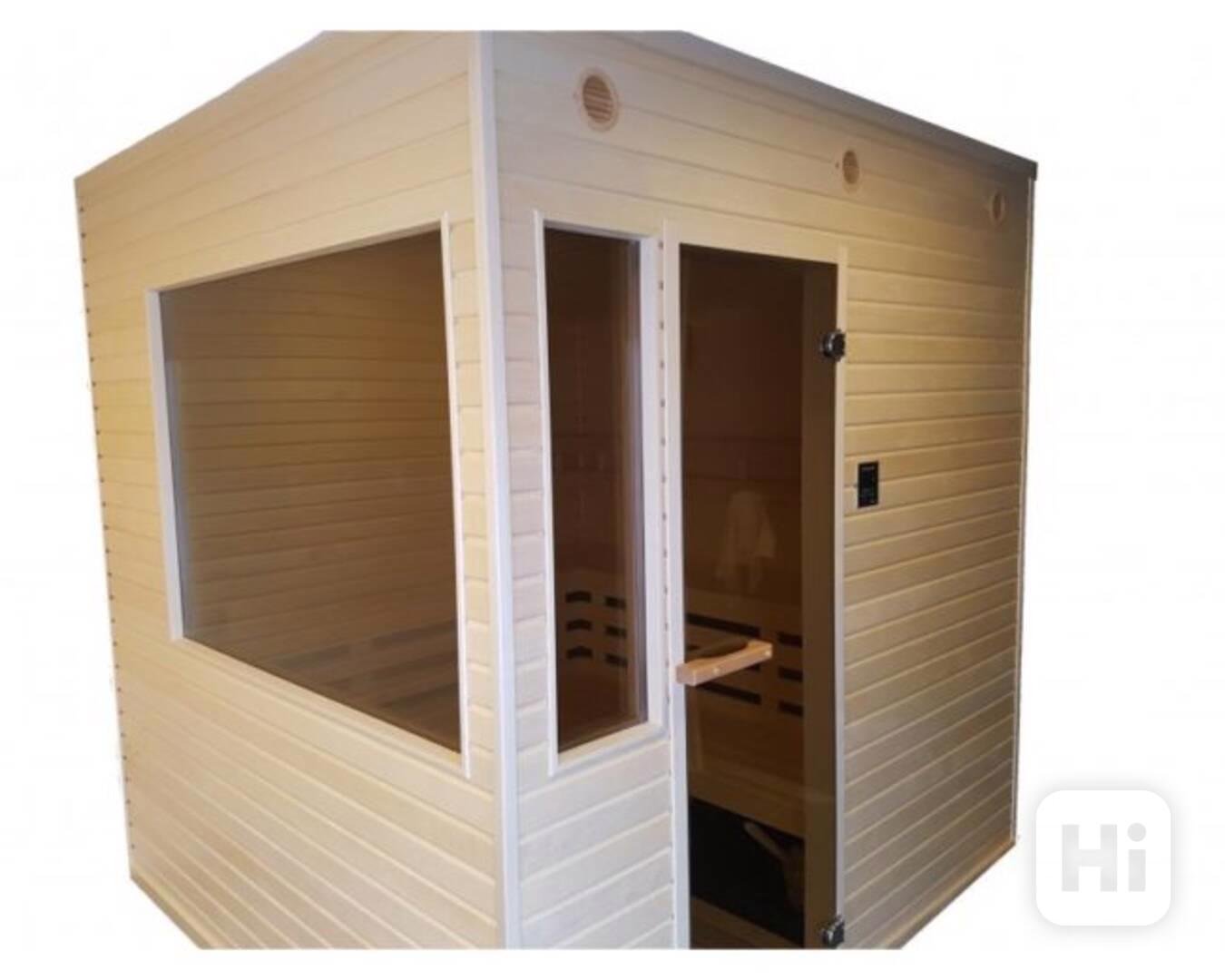 Prodej domácí Finské sauny - foto 1