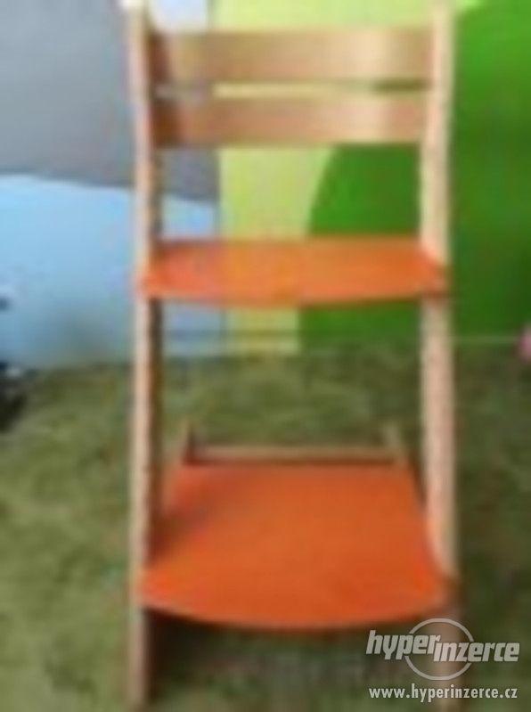 rostoucí židle - foto 2