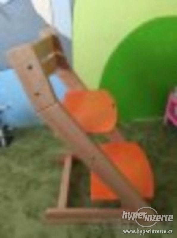 rostoucí židle - foto 1