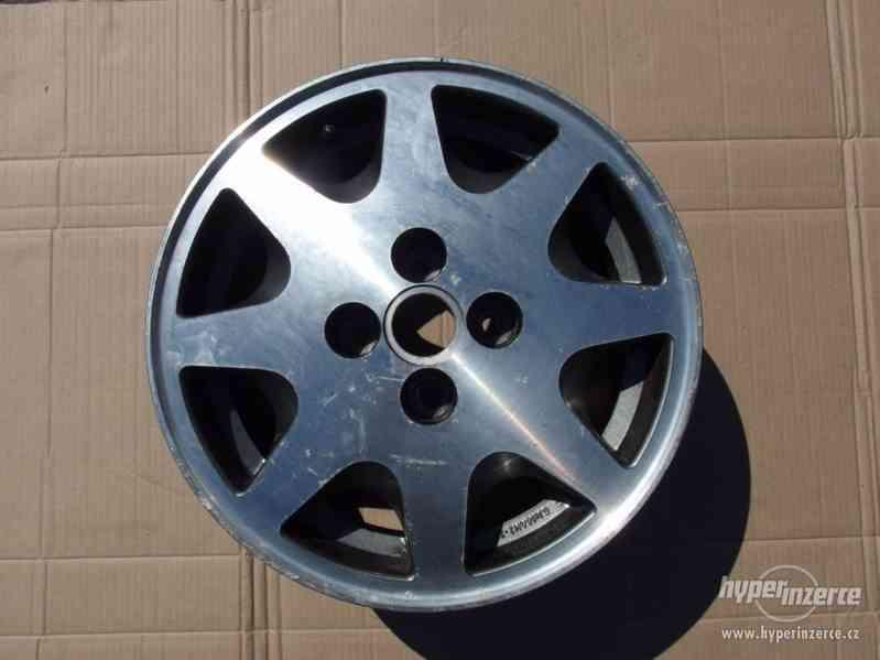 Originální alu disk Lancia - foto 1
