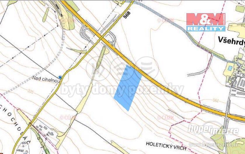 Prodej pole, 85385 m?, Droužkovice - foto 4
